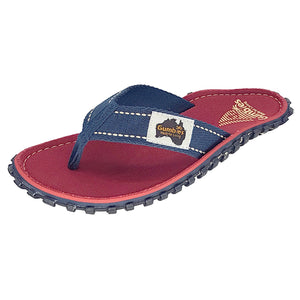 Islander Canvas Flip-Flops - Coast