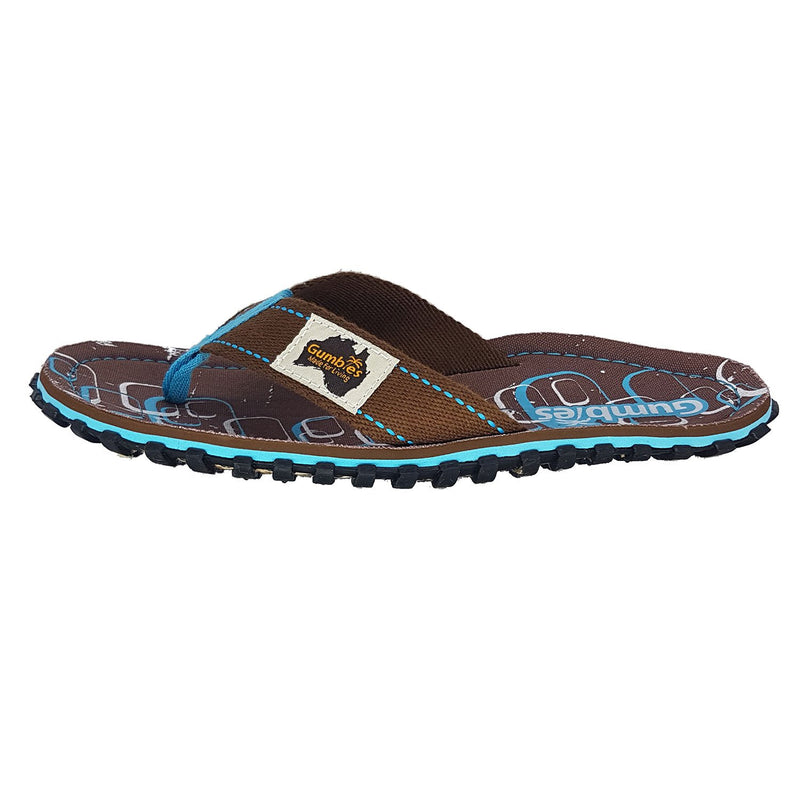 Islander Canvas Flip-Flops - Spangle