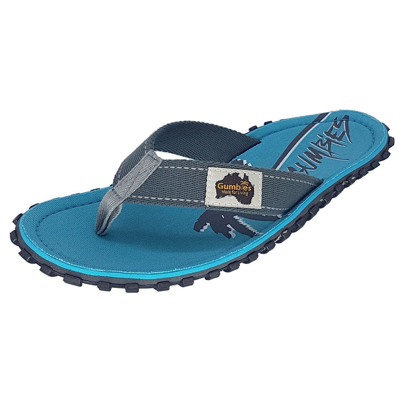 Islander Canvas Flip-Flops - Twin Palms
