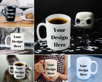 Glassware Mock Ups Digital Download