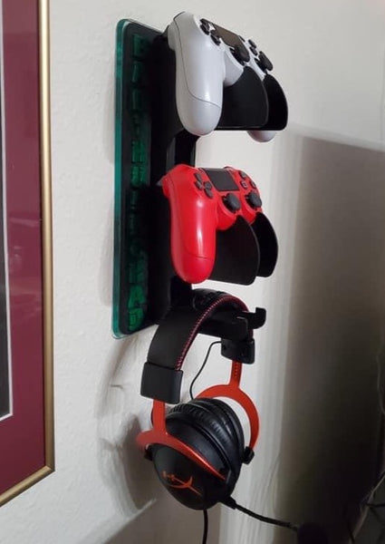 Wall Mount Gaming Stand