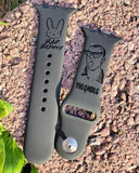 Bad Bunny Apple Watch Band