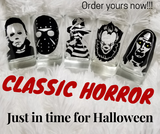 Classic Horror shot glasses - CCCreationz