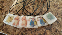 Birthday Party Favors / Party pendants/ character party favors / Pokemon / Princess / Disney - CCCreationz