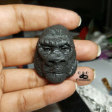 Gorilla Clay Pendant / harambe / monkey - CCCreationz