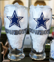 Dallas Cowboys Set, football fans, fantasy football, game day mode, gifts for men - CCCreationz