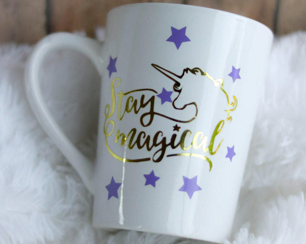 Unicorn Mug, Magical Unicorn Lover Coffee Mug, Unicorn head, Best Friend gift, Unicorn gift - CCCreationz