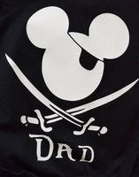Disney Pirate Shirt, Disney Cruise Shirt, Disney Tee, Family Disney Shirts, Disney Matching Shirts - CCCreationz