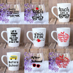 Teacher Gift, Teacher Appreciation, Best Teacher, Teacher mug,  Funny Teacher gifts, Teacher - CCCreationz