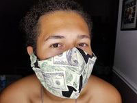 Money Face Mask