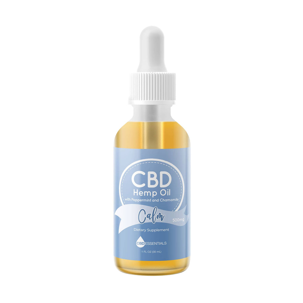 Load image into Gallery viewer, CBD Calm Tincture 500mg