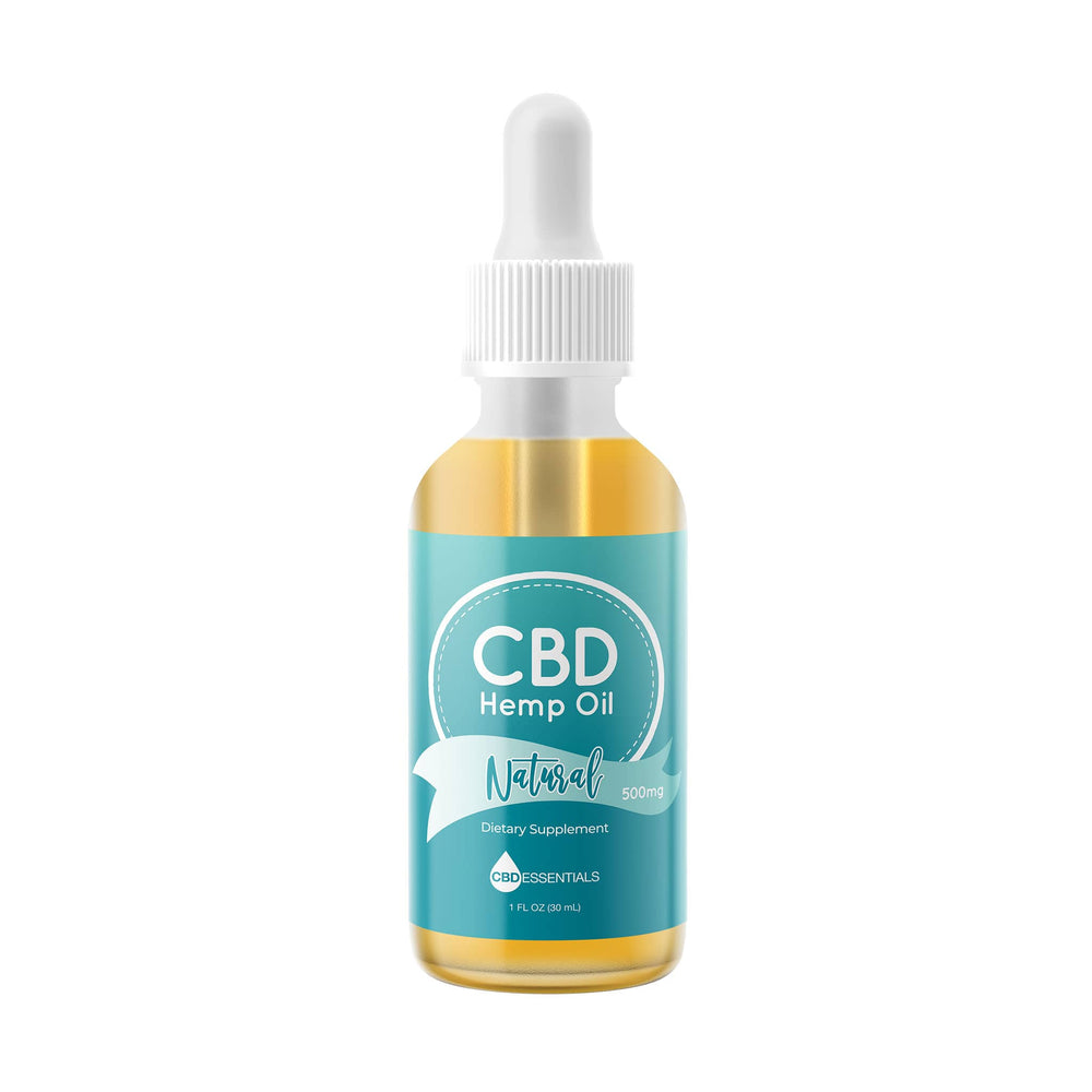 Load image into Gallery viewer, CBD Natural Tincture 500mg