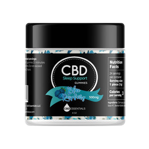 Load image into Gallery viewer, CBD Sleep Support Gummies