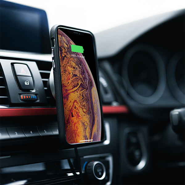 10W SnapMount - Fast Wireless Car Charger