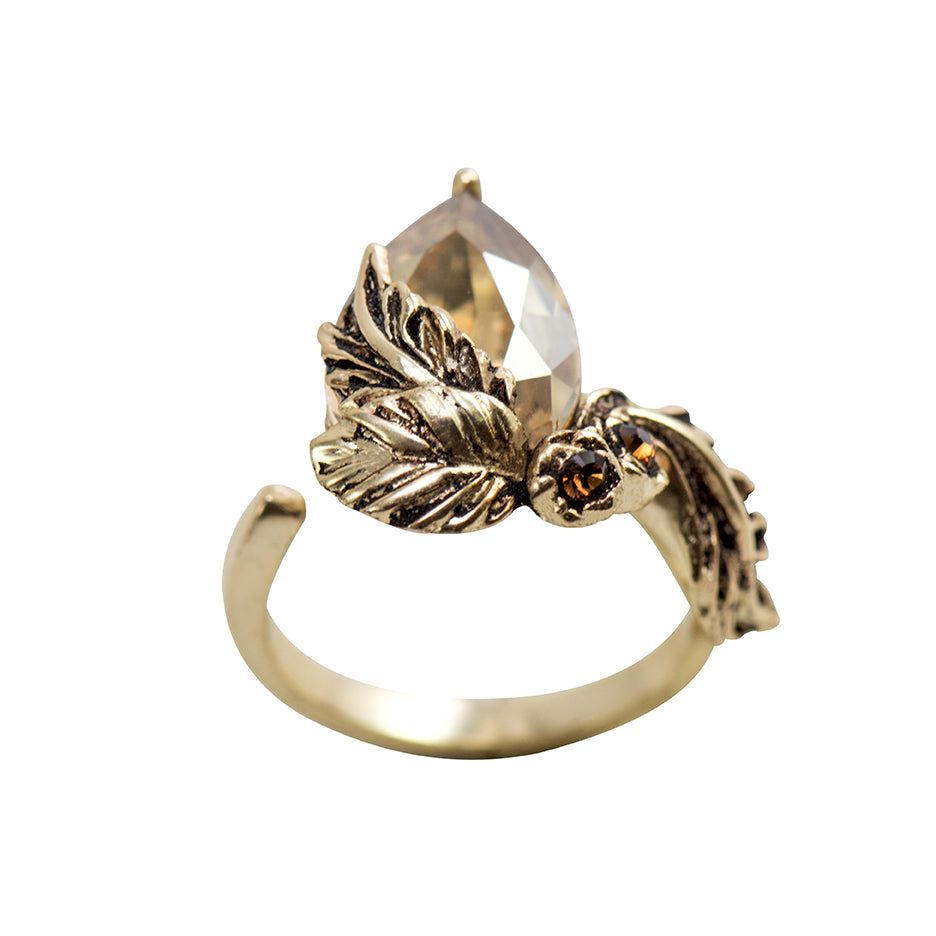 Gold Chic Ring