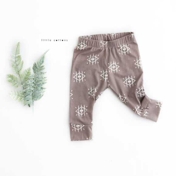Arizona Smoke Classic Leggings - {Baby 0 - 1 yr}