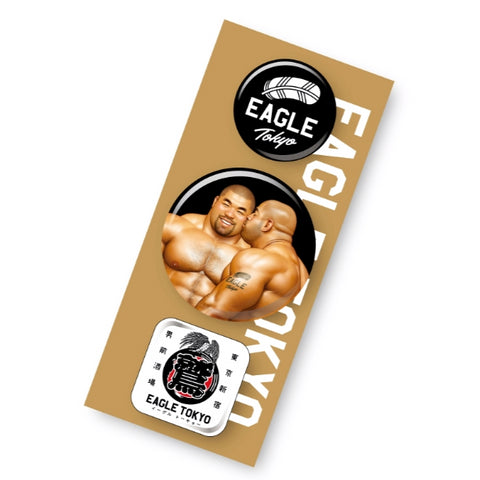 EAGLE 2019GOLD BADGE SET