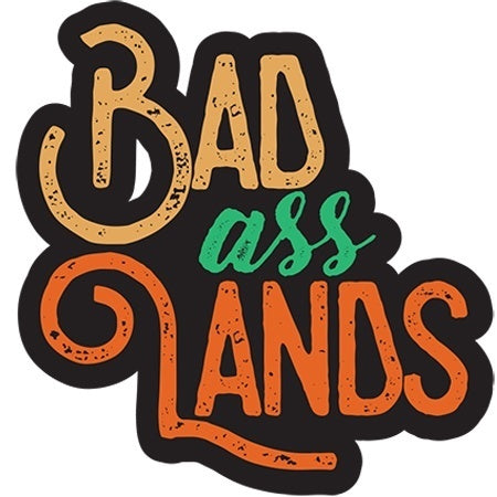Badasslands Temporary Tattoo