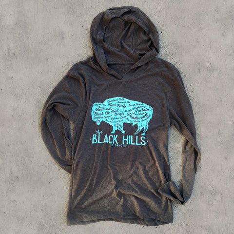 Black Hills Places Pullover