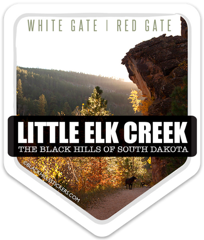 Little Elk Creek Sticker
