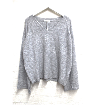 Saturday Knit - Grey