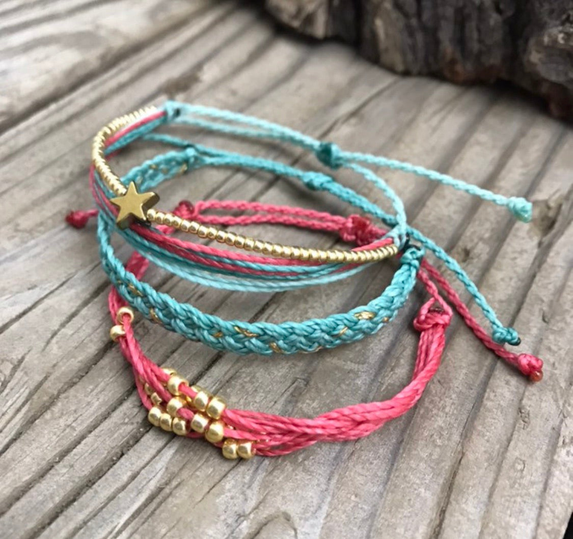 Star Beaded Braid Pack