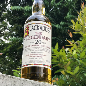 Blackadder The Legendary 20YO