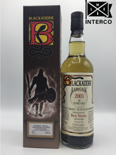 Load image into Gallery viewer, Blackadder Raw Cask Ben Nevis 16YO 2001