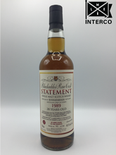 Load image into Gallery viewer, Blackadder Statement No 27 Raw Cask Bunnahabhain 28YO 1989