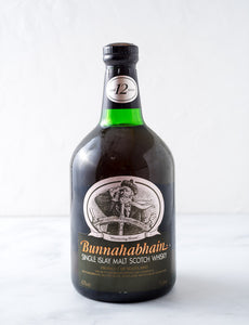Bunnahabhain 12YO (1Litre) Old Bottling - 43%