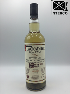 Blackadder Raw Cask Glen Ord 13YO 2004