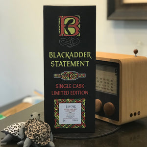 Blackadder Statement No 9 Raw Cask Linkwood 26YO 1987