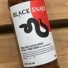 Load image into Gallery viewer, Blackadder Black Snake Vat 3 Third Venom