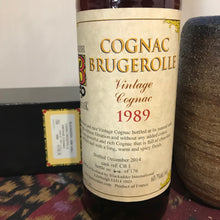 Load image into Gallery viewer, Blackadder Raw Cask Cognac Brugerolle 1989