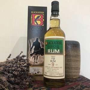 Blackadder Raw Cask Fiji Rum 9YO 2009