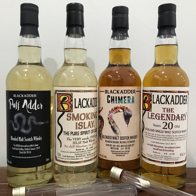 #1 Blackadder Introduction Flight (4 x 25ml)[coming soon]
