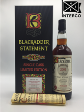 Load image into Gallery viewer, Blackadder Statement No 13 Raw Cask Springbank 14YO 2001