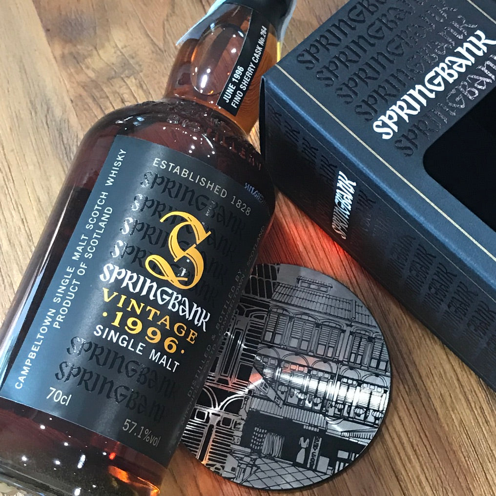 Springbank 13YO 1996 (for Milano Whisky Festival 2009)