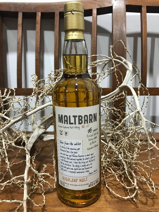 Maltbarn No. 155 Vatted Highland Malt