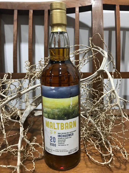 Maltbarn No.164 Inchgower 2000 20YO