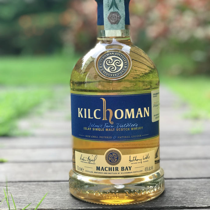 Kilchoman Machir Bay (for Milano Whisky Festival)