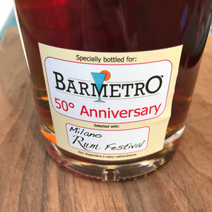 Caroni 19YO 1997 (for Bar Metro 50th Anniversary & Milano Rum Festival) - 500ml