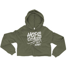 Load image into Gallery viewer, Hope Dealer - Get Some! Crop Hoodie
