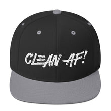 Load image into Gallery viewer, Clean AF! Snapback Hat