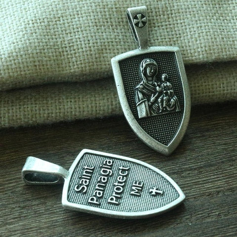 Arch Angels Protection Pendant