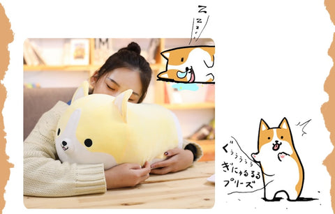 Corgi Pillows (3 Sizes)