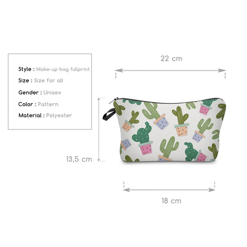 Travelling Cosmetic Pouch