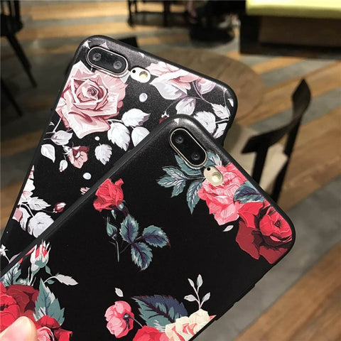 Iphone Covers - Rose Flowers