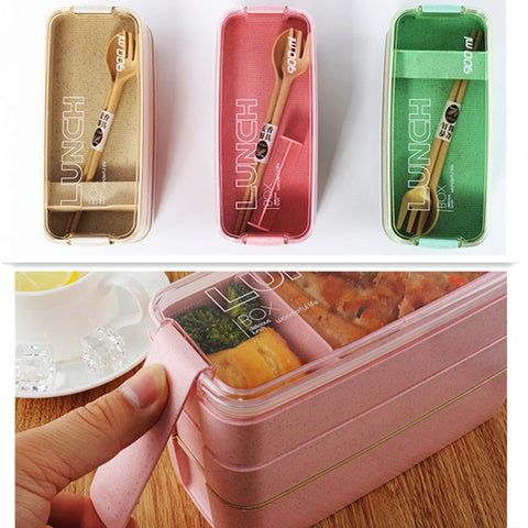 3 Layer Lunchbox