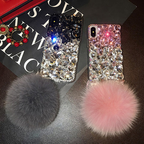 Bling Diamond I-Phone Cover